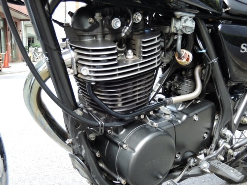 SR400 ブラックエディション