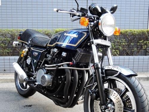 Z750FX-1カスタム