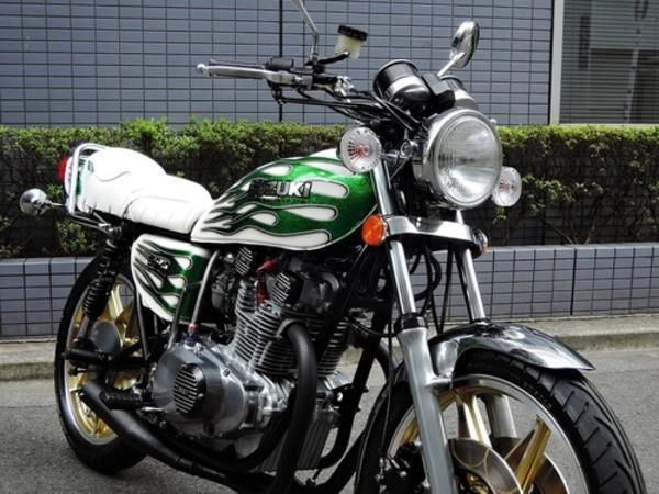 GS400カスタム