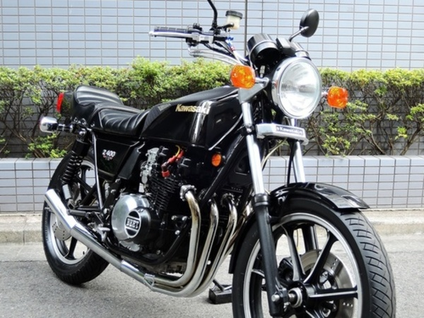 Z400FX E1