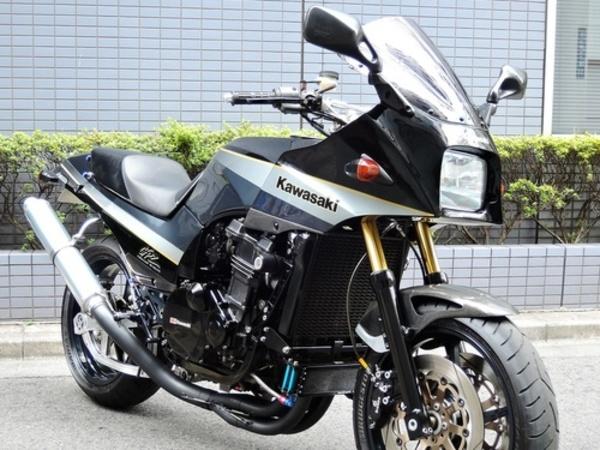 GPZ900Rフルカスタム
