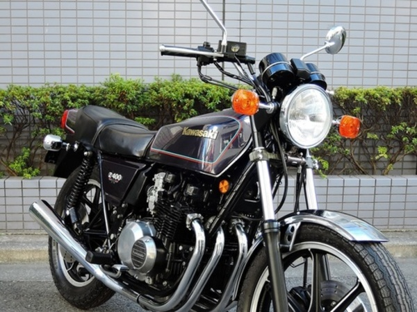 Z400FX  国内 E2