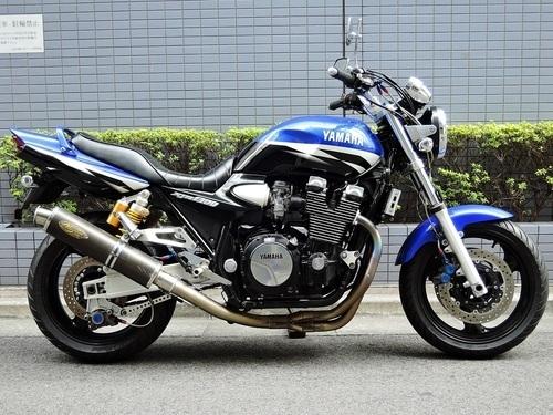 XJR1300 ストロボ