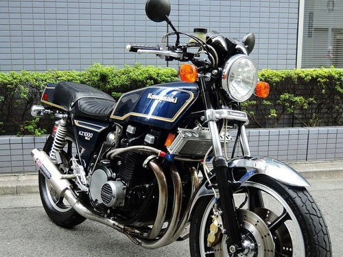 Z1000 MkII/カワサキ 1000cc 東京都 ゼータワン