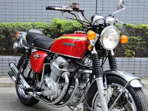 CB750フォア(CB750K)/ホンダ 750cc 東京都 ゼータワン